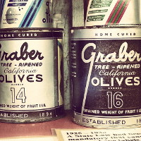 Old cans from 1925-1930